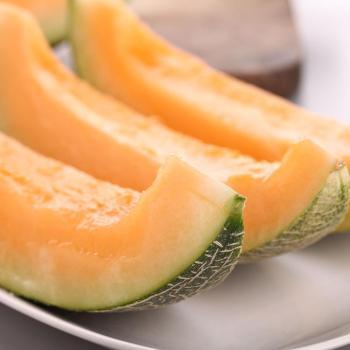 绿宝哈密瓜 1粒(1.5-2kg)-产自新疆