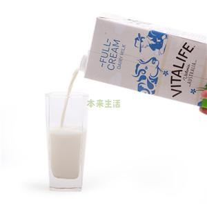 维纯全脂纯牛奶1L-澳大利亚进口
