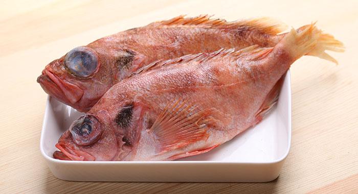 冰岛红鱼 500g/袋(2-3条)【价格